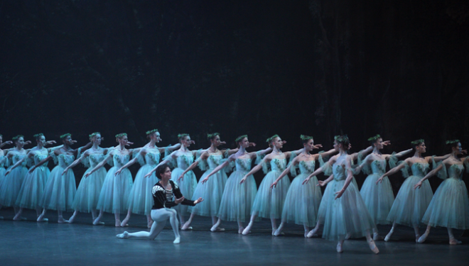 Giselle; Belle of the Ballet, BBC Four