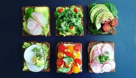Culture Whisper recipe: breakfast tartines