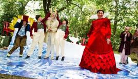 Alice's Adventures in Wonderland, Opera Holland Park 2017