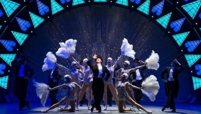 London: An American in Paris, Dominion Theatre. Photo: Alistair Muir