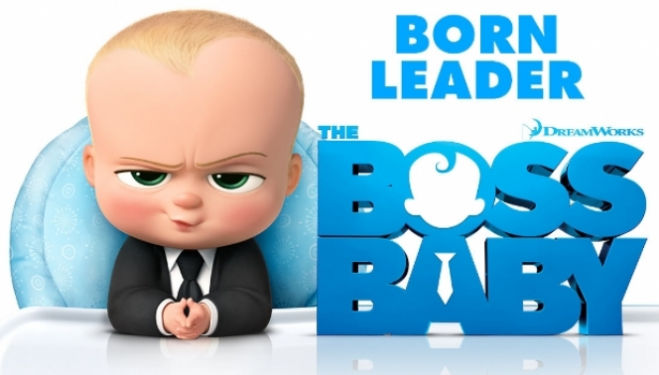 Dreamworks' new film The Boss Baby