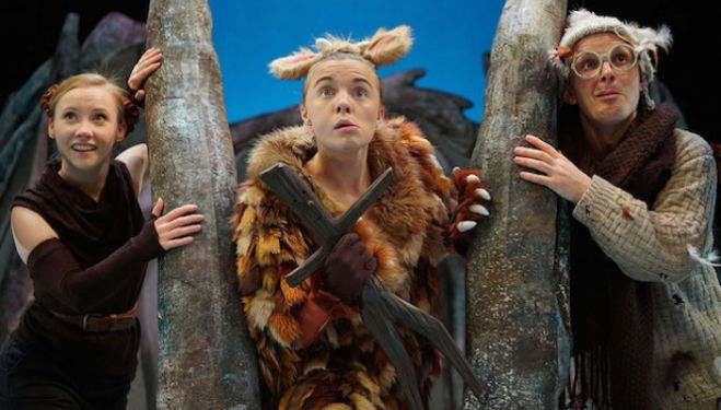 The Gruffalo's Child, Lyric Theatre