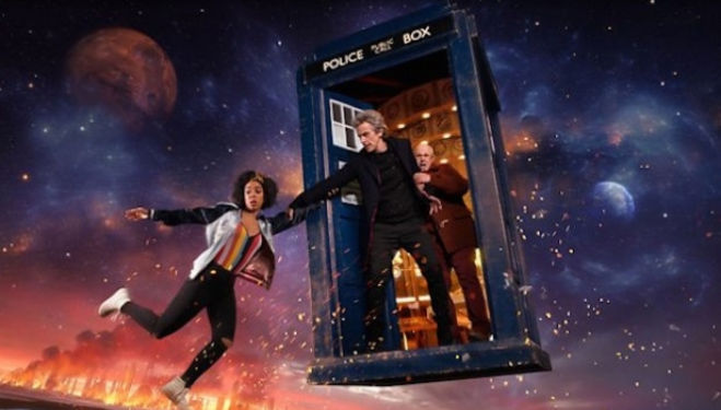 2017: Doctor Who returns to BBC One