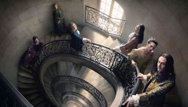 Versailles, BBC Two