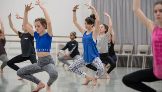 Rambert Summer of Dance