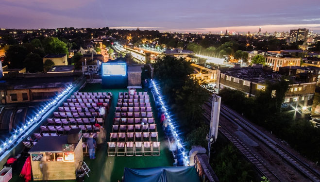 Outdoor Cinema 2017 London