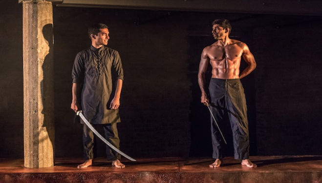 Guards at the Taj, Bush Theatre review