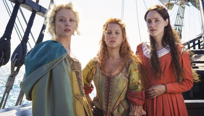 Jamestown, Sky 1