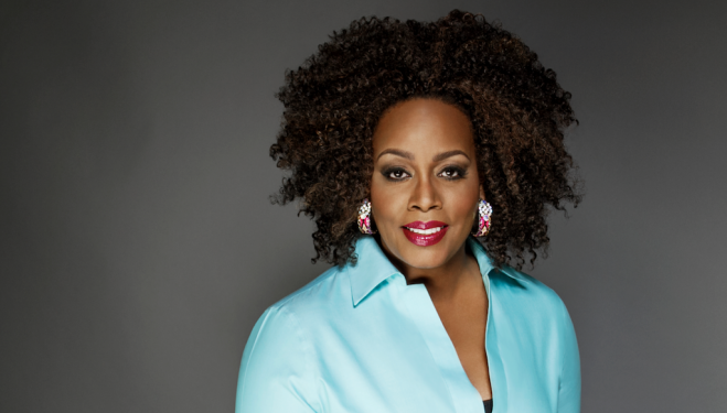 Dianne Reeves, courtesy Dianne Reeves