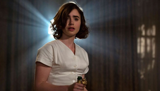We review Lily Collins' new film Rules Don't Apply