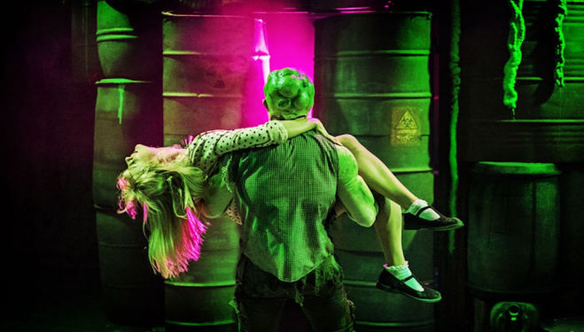 The Toxic Avenger, Arts Theatre
