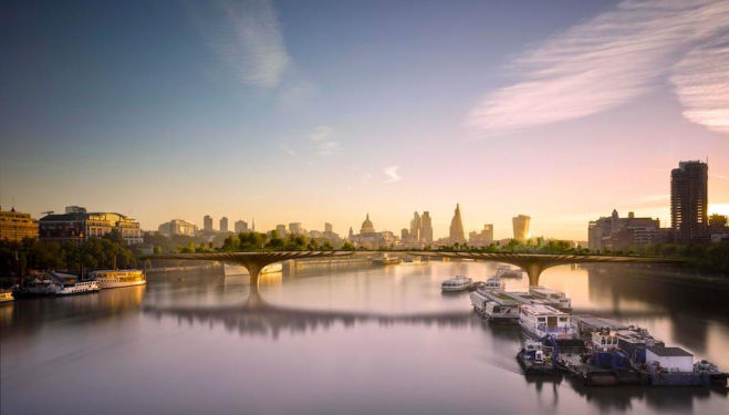 No you Khan't: So long & farewell to the Garden Bridge over troubled water