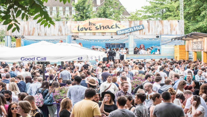 Underbelly Festival 2017, Southbank