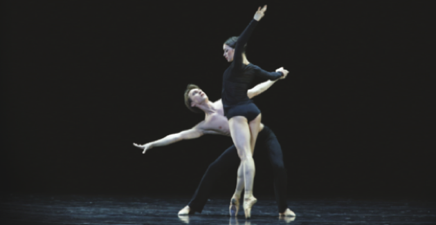 Mariinsky Ballet, Contrasts Mixed Bill
