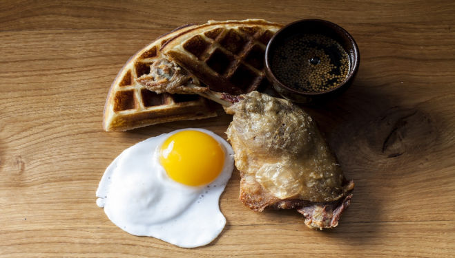 Duck & Waffle open a follow-up in the new St James's Market hub