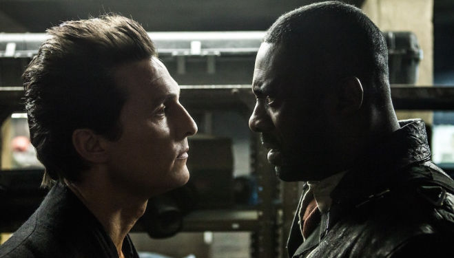 Can either Idris Elba or Matthew McConnaughey be even slightly unsexy?