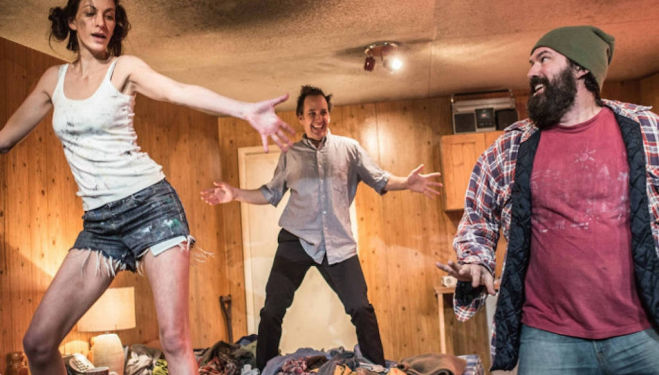 Out There on Fried Meat Ridge Road, Trafalgar Studios review