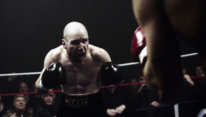 We review a surprisingly tender boxing drama