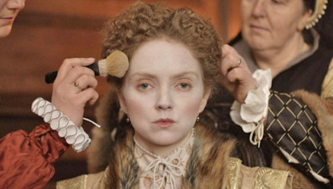 Lily Cole in Elisabeth I, Channel 5