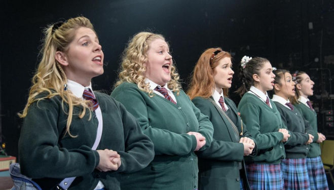 Irrepressible and irresistible: Our Ladies of Perpetual Succour, Duke of York's Theatre review