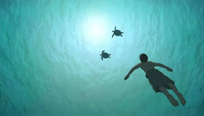 The Red Turtle review  [STAR:4]