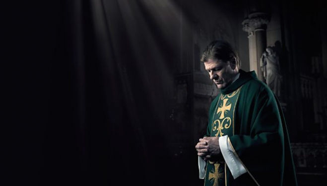 Sean Bean, Broken, BBC One