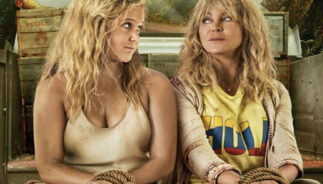 Snatched, film review [STAR:3]