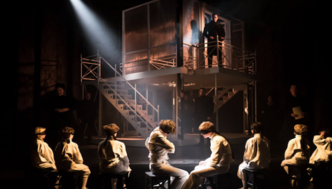 The Braille Legacy, Charing Cross Theatre