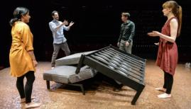 Deposit, Hampstead Theatre review [STAR:4]
