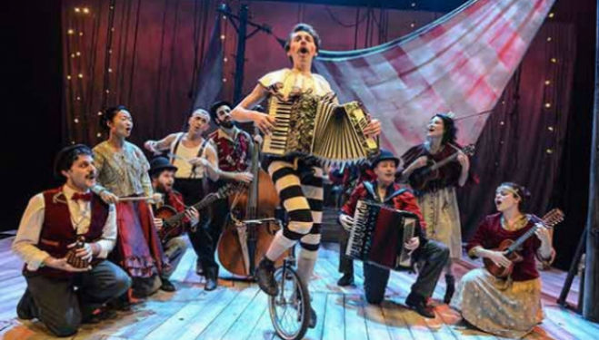 La Strada, The Other Palace review
