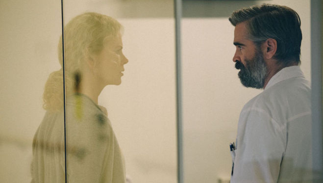 The Killing of a Sacred Deer – Colin Farrell, Nicole Kidman, Yorgos Lanthimos film
