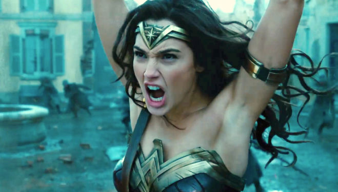 Gal Gadot – Wonder Woman