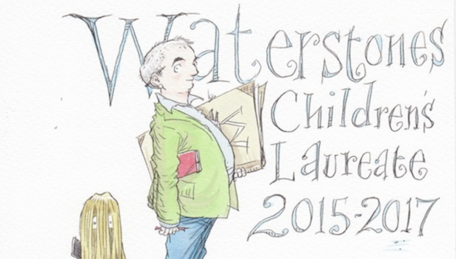 Chris Riddell, House of Illustration
