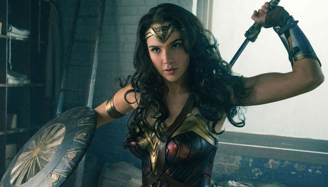 Wonder Woman – Gal Gadot film