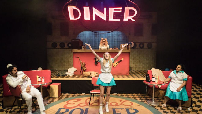 Roller Diner, Soho Theatre review