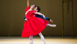 Zenaida Yanowsky and Federico Bonelli photo Tristram Kenton c/o ROH