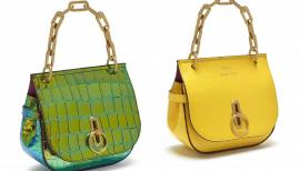 Grayson Perry collaborates on new Mulberry Amberley bag
