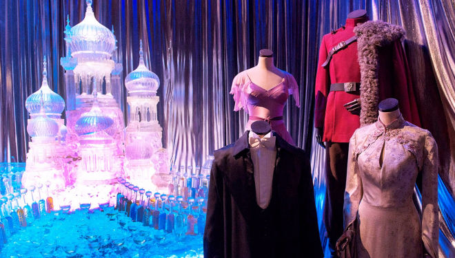 Wizarding Wardrobes, Warner Bros. Studio