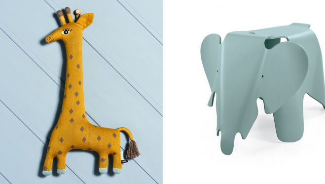 That's a giraffe and a half!: Skandium's children's furniture