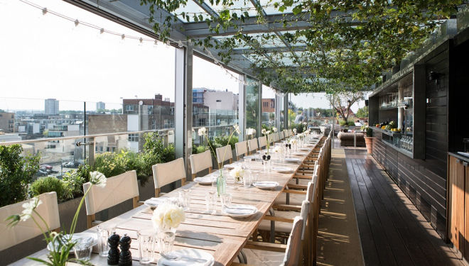 Seven of London's best outdoor supper clubs this summer