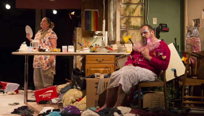 Hir, Bush Theatre review