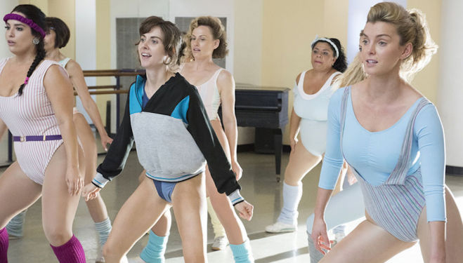 The Netflix show everyone's talking about: GLOW