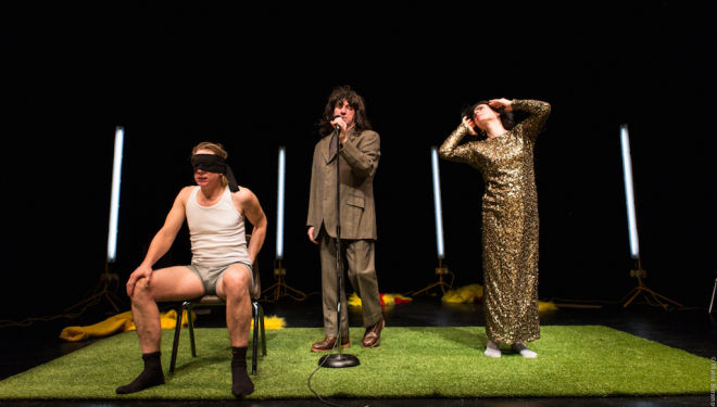 Dirty Work (The Late Shift), Battersea Arts Centre review [STAR:4]