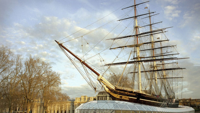 Family Fun Season on the Cutty Sark