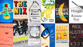 Bring on the books: best summer reads 2017