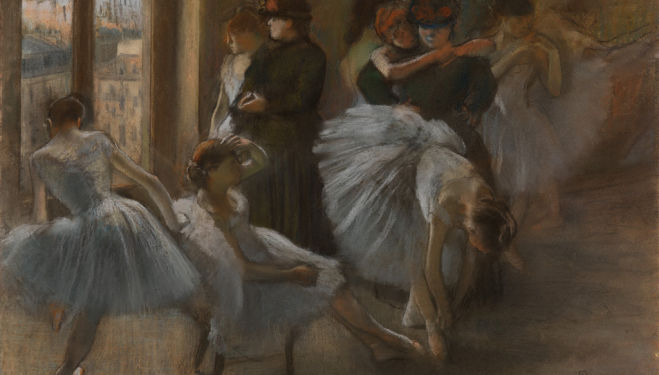The Degas you've never seen comes to National Gallery