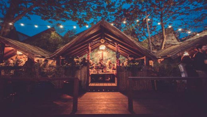Outdoor drinking London: the best bars with green space