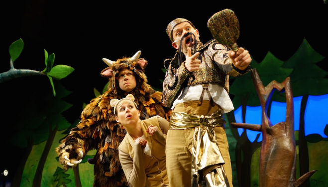 The Gruffalo, Artsdepot