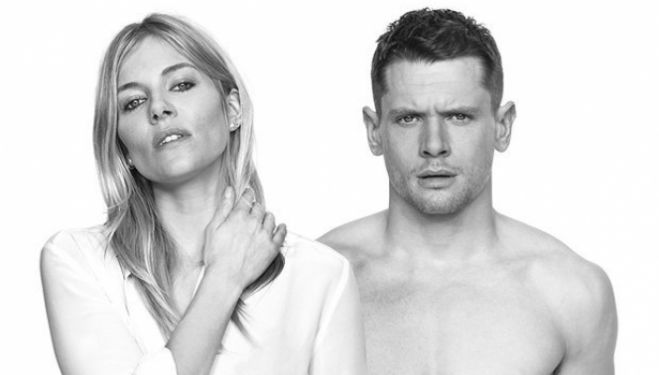 Sienna Miller and Jack O'Connell in Tennessee Williams' Cat on a Hot Tin Roof
