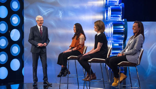 This weekend's Blind Date special stars the LGBTQ+ community